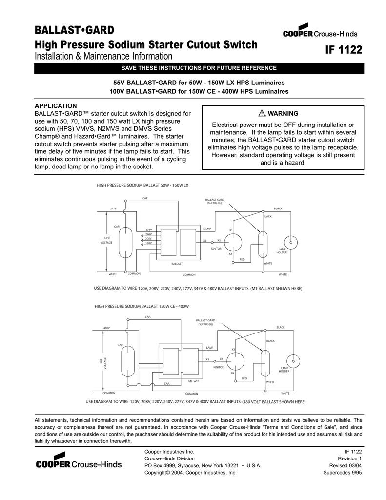 Sensational Hid Ballast Wiring Diagram 208V Mt Wiring Diagram Wiring Cloud Cranvenetmohammedshrineorg