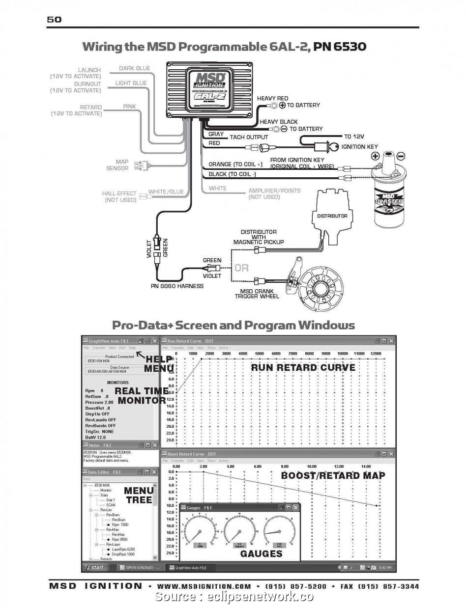 FZ_0809] Msd Digital 6Al Wiring Diagram 2 Schematic WiringWww Mohammedshrine Librar Wiring 101