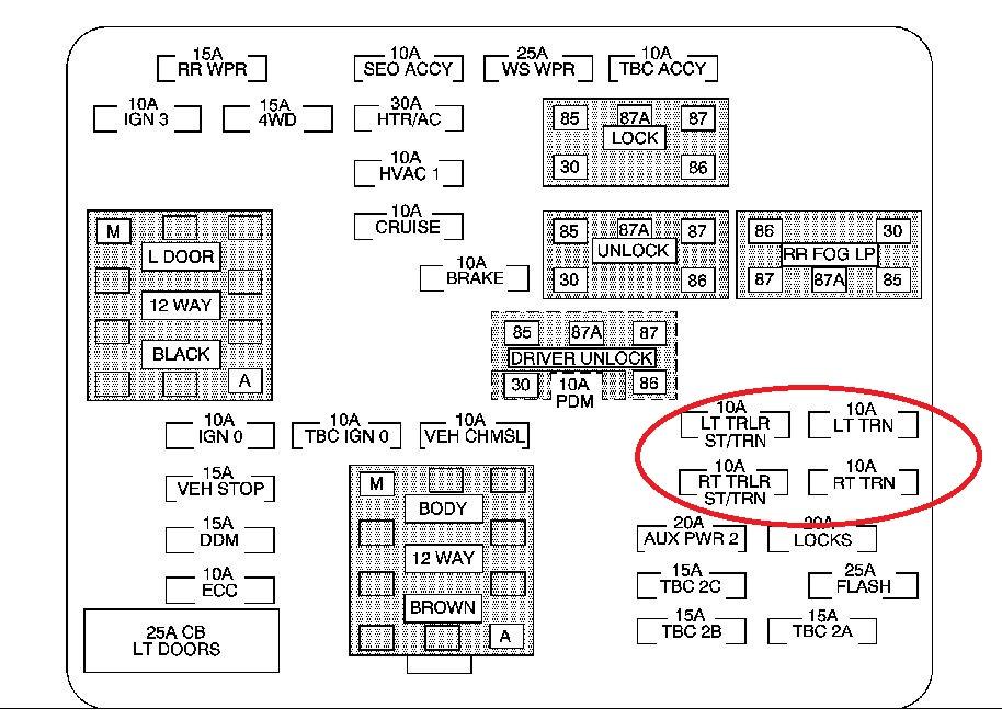 2003 suburban wiring diagram sa 9479  04 suburban fuse diagram  sa 9479  04 suburban fuse diagram