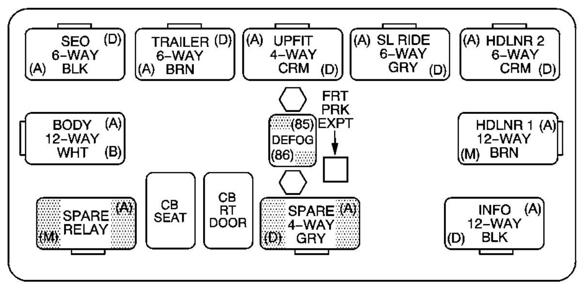 [SCHEMATICS_48DE]  HL_7530] 2005 Suburban Fuse Diagram Wiring Diagram | 2007 Suburban Fuse Diagram |  | Drosi Numap Mohammedshrine Librar Wiring 101