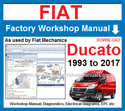 fiat ducato workshop manual free download