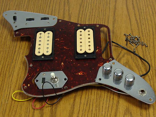 AC_3488] Fender Kurt Cobain Jaguar Wiring Diagram Schematic Wiring