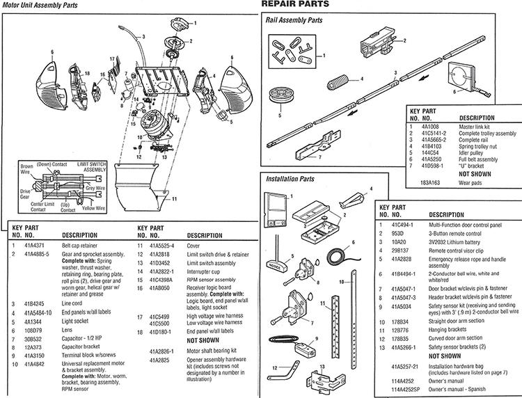 Liftmaster Garage Door Wiring Diagram from static-cdn.imageservice.cloud