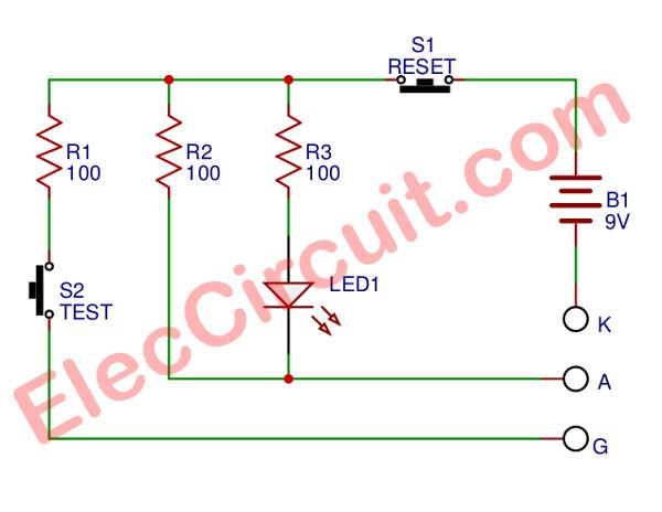 Amazing Scr Tester Circuit Diagram Simple Lean More Eleccircuit Com Wiring Cloud Ittabpendurdonanfuldomelitekicepsianuembamohammedshrineorg