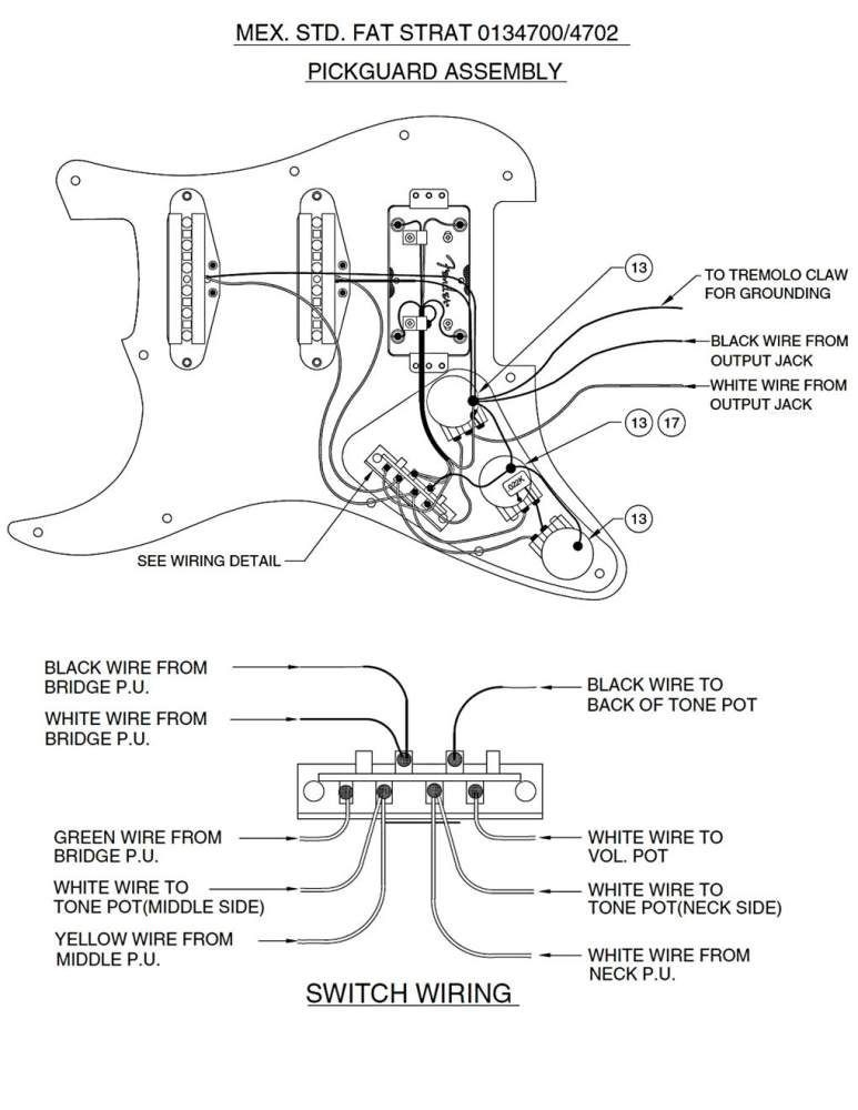 xl6665 hss wiring diagram 5 way free diagram