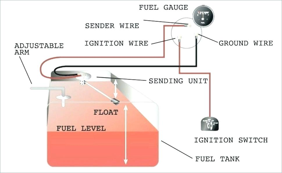 Marine Fuel Guage Wiring Diagram