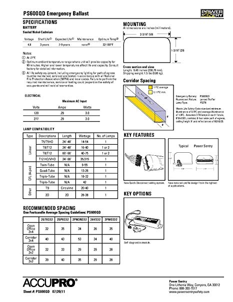 Ps300 Lithonia Manual Wiring Diagram