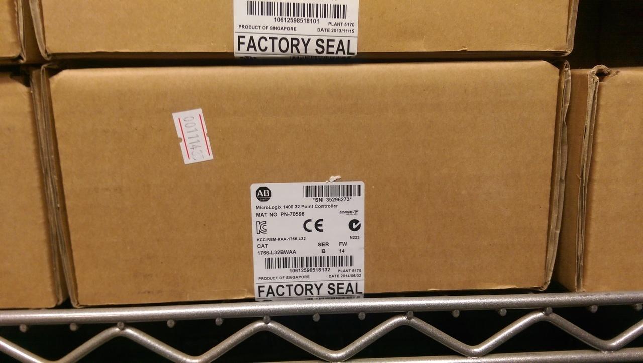 Admirable Allen Bradley 1766 L32Bwaa Micrologix 1400 Plc Series B New Factory Wiring Cloud Onicaalyptbenolwigegmohammedshrineorg
