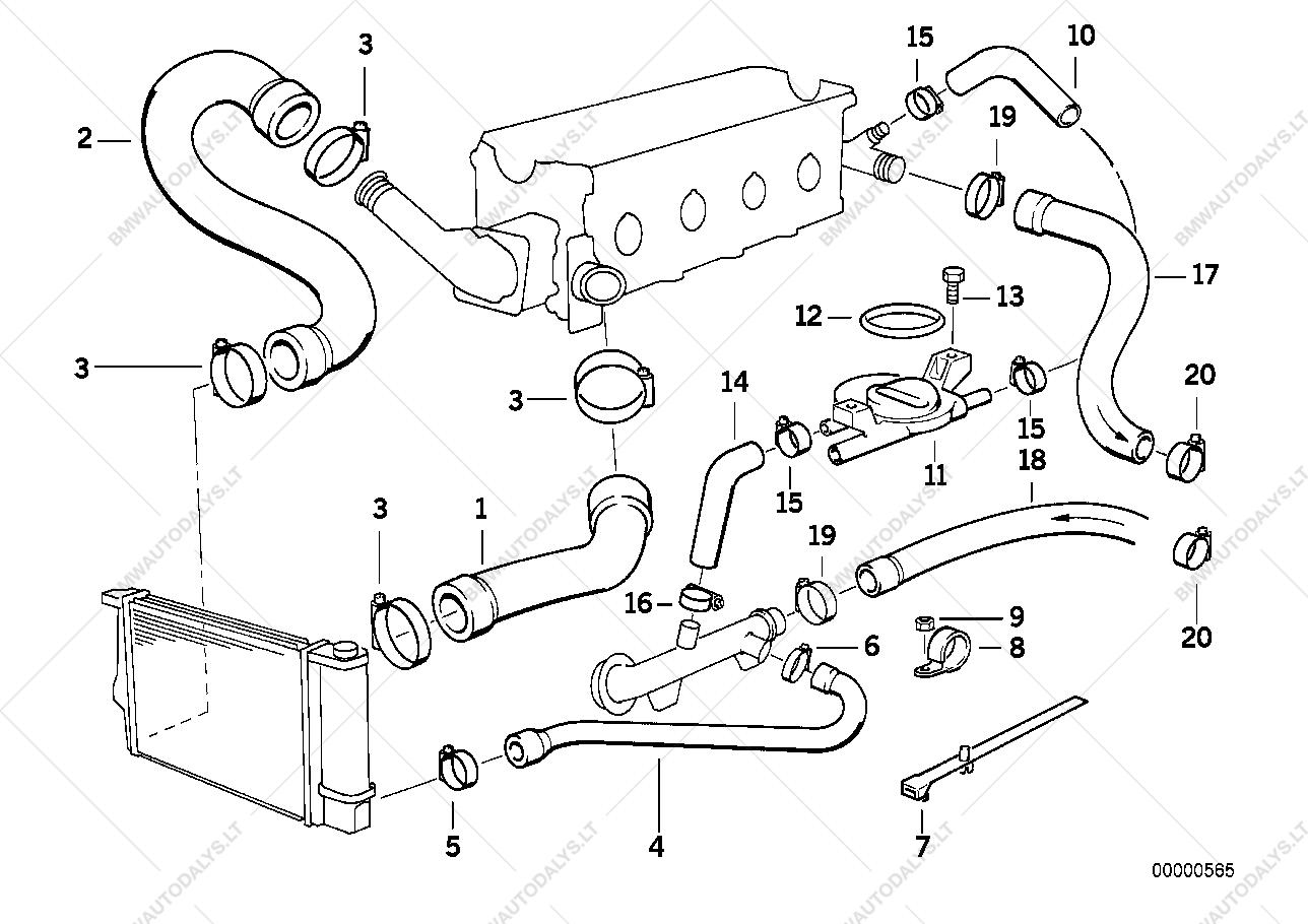 TL_7448] 1995 Bmw 318I 4 Cyl Engine Diagram Free DiagramHison Onom Teria Benkeme Mohammedshrine Librar Wiring 101