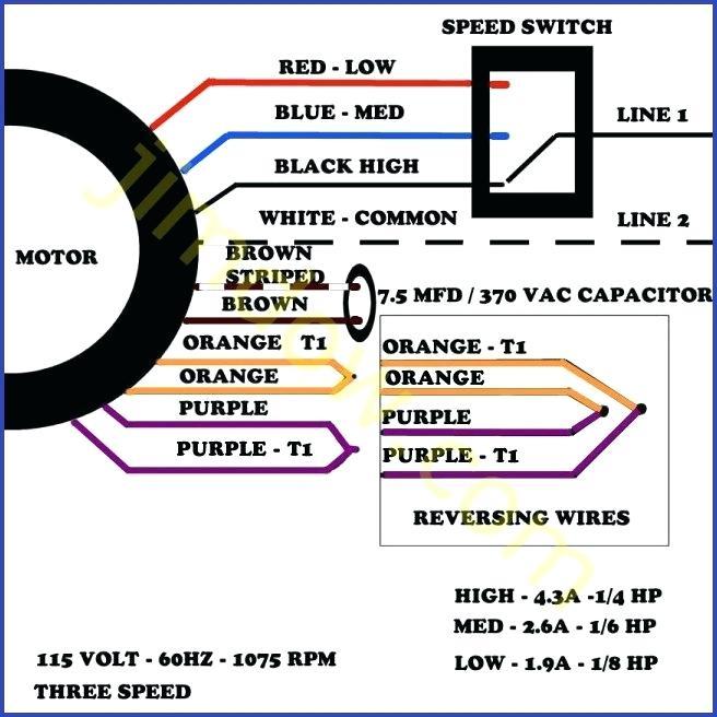 Sm 7309  115 Volt Ac Electric Motor Wiring Diagram