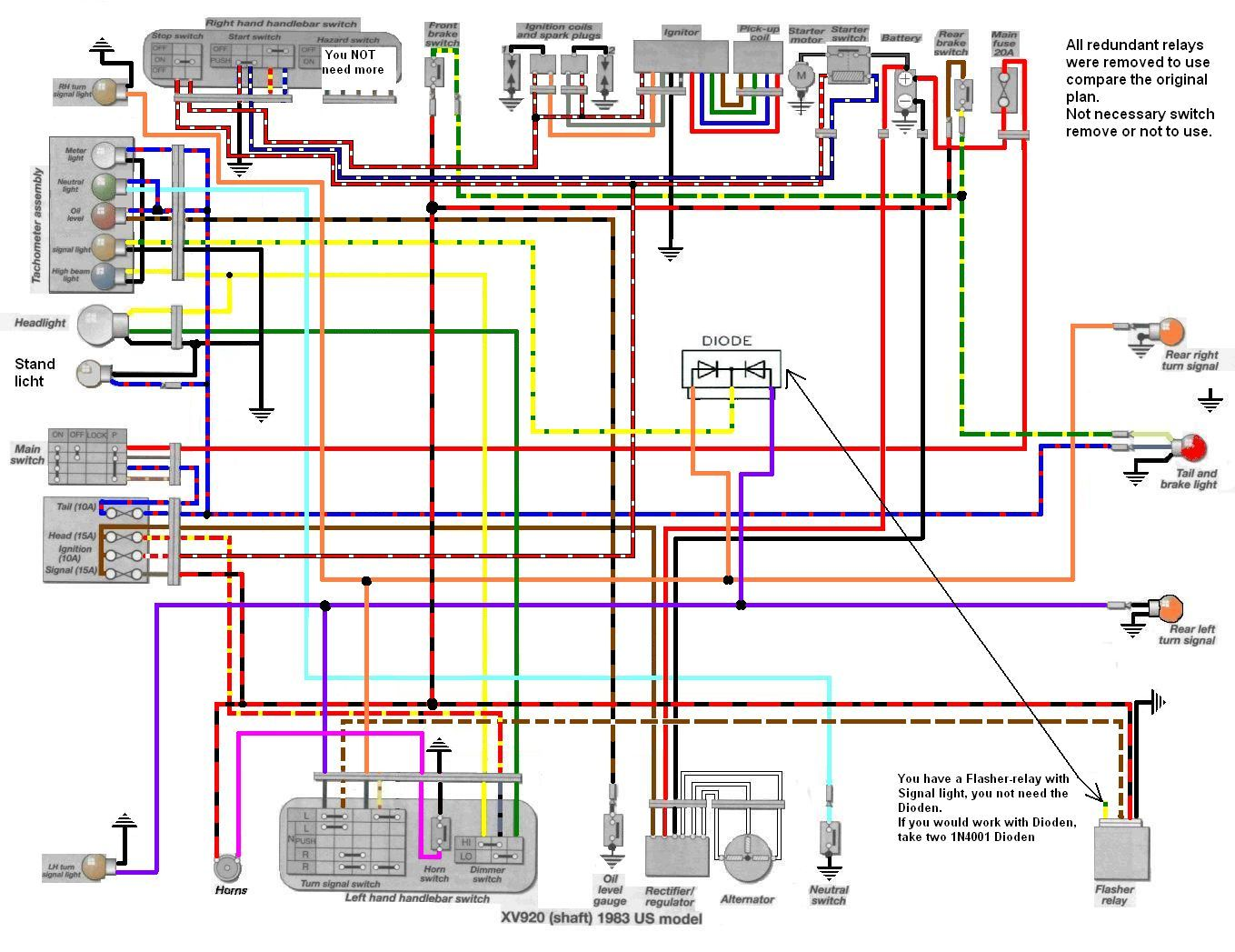 Miraculous Tr1 Xv1000 Xv920 Wiring Diagrams Manfreds Tr1 Page All About Wiring Cloud Xempagosophoxytasticioscodnessplanboapumohammedshrineorg