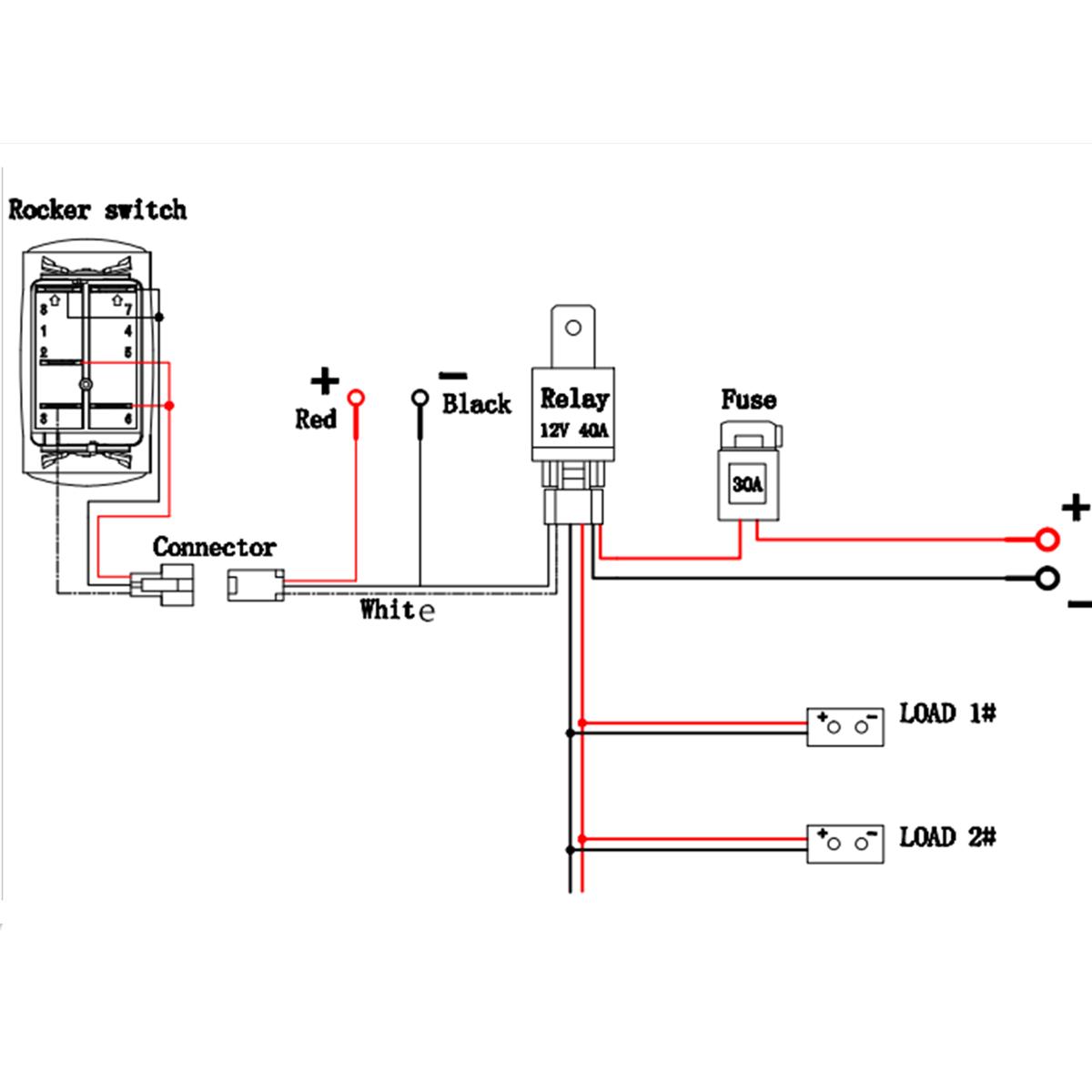 Brilliant Relay Wiring Diagram 5 Pin Basic Electronics Wiring Diagram Wiring Cloud Genionhyedimohammedshrineorg