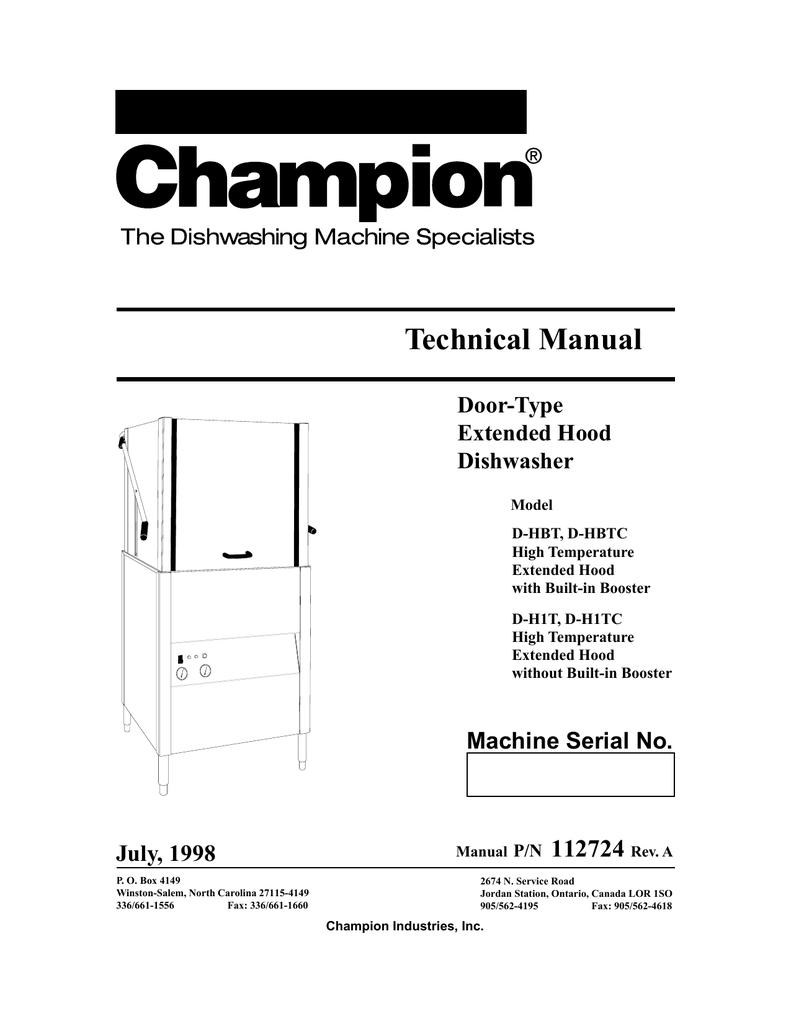 LK_7901] Champion Dish Machine Wiring Diagram Download DiagramDimet Mecad Elae Mohammedshrine Librar Wiring 101