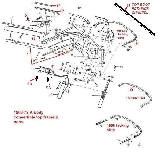 cy5321 68 wiring diagram different from 69 chevelle tech