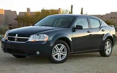 Phenomenal Used 2009 Dodge Avenger Se Sedan Review Ratings Edmunds Wiring Cloud Itislusmarecoveryedborg