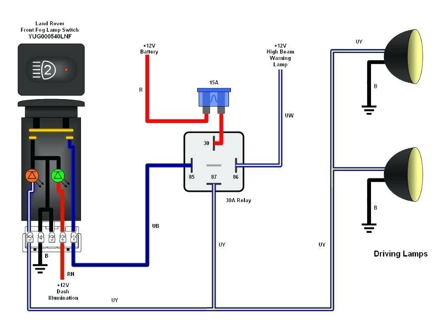 As 5451 Odyssey Fog Light Wiring Diagram Download Diagram