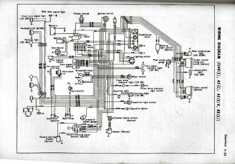1066 International Tractor Wiring