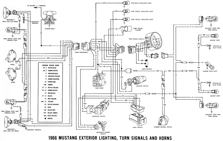 Terrific 1966 Ford Mustang Alternator Wiring Wiring Diagram Tutorial Wiring Cloud Ymoonsalvmohammedshrineorg