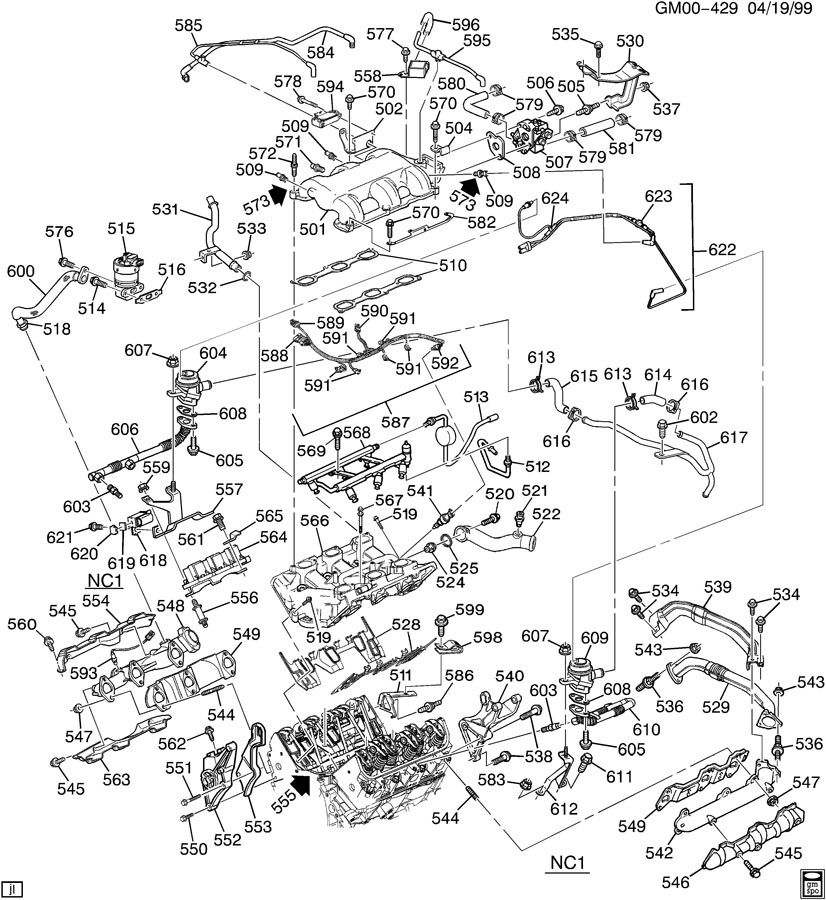 Cf 6064 1997 Monte Carlo Engine Diagram Schematic Wiring