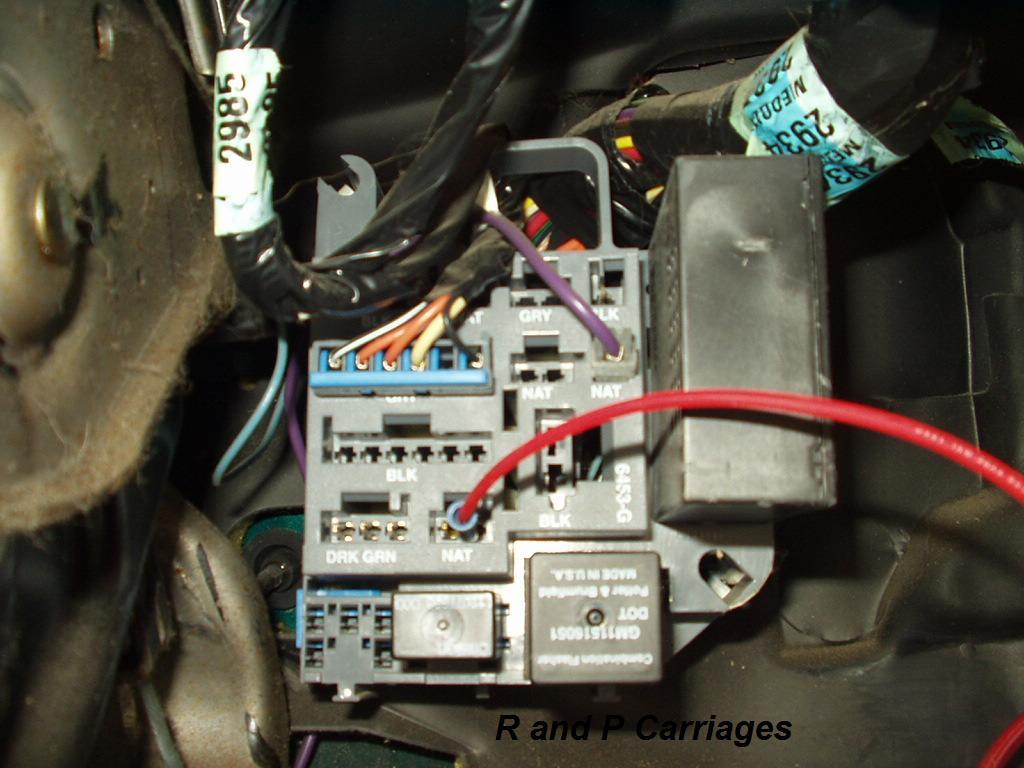 1997 Chevy Truck Trailer Wiring Diagram