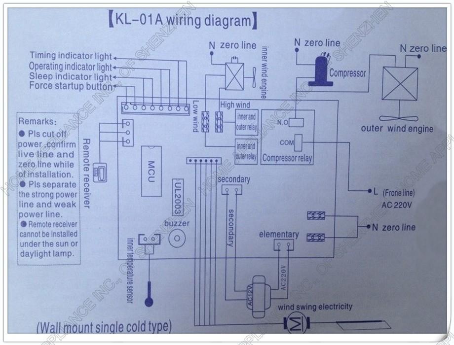 VA_9181] Onida Split Ac Wiring Diagram Schematic Wiring