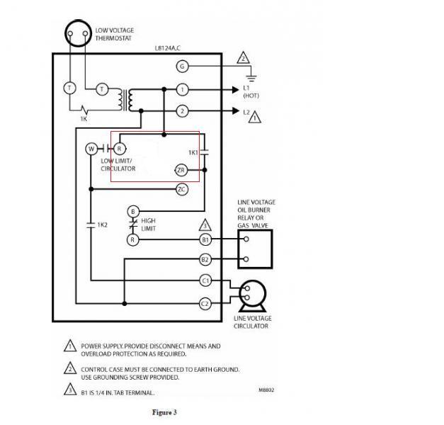 honeywell triple aquastat wiring diagram  93 toyota tacoma