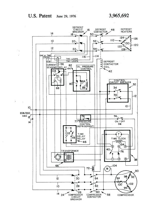 Pleasing Paragon Defrost Timer Wiring Diagram Defrost Timer Wiring Defrost Wiring Cloud Onicaalyptbenolwigegmohammedshrineorg