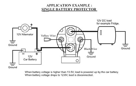 guest battery isolator wiring diagram jon boat wiring