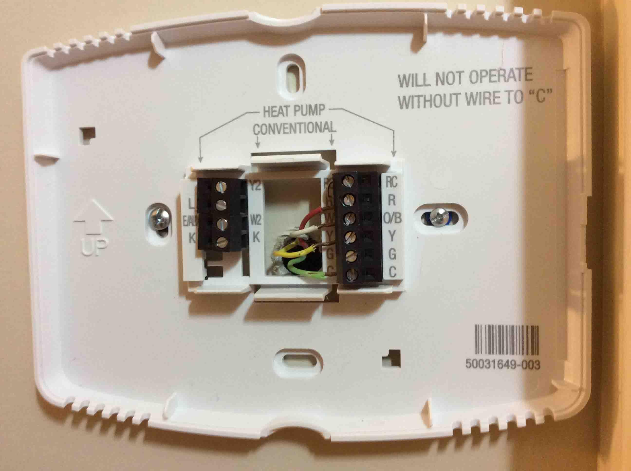 Astounding Honeywell Smart Thermostat Wiring Instructions Rth9580Wf Toms Tek Wiring Cloud Vieworaidewilluminateatxorg