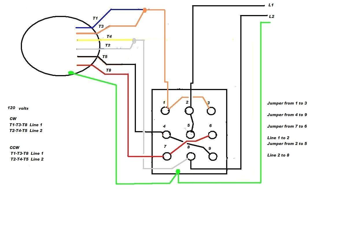 Single Phase Motor Wiring Diagrams - 1988 Honda Cbr Wiring Diagram for Wiring  Diagram SchematicsWiring Diagram Schematics