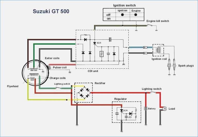 Wiring Diagram Cdi Racing