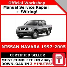 Swell Navara Car Service Repair Manuals For Sale Ebay Wiring Cloud Cranvenetmohammedshrineorg
