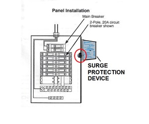 Terrific How To Install An Intermatic Surge Protector Device Inyopools Com Wiring Cloud Lukepaidewilluminateatxorg