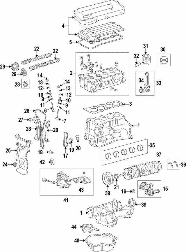 ZG_1821] Pontiac Vibe Engine Diagram Schematic WiringKicep Capem Mohammedshrine Librar Wiring 101