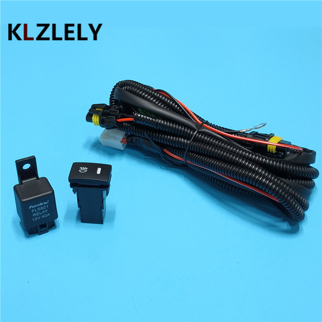 Incredible Beler Wiring Harness Wire Sockets Switch For H11 Fog Lamp For For Wiring Cloud Faunaidewilluminateatxorg