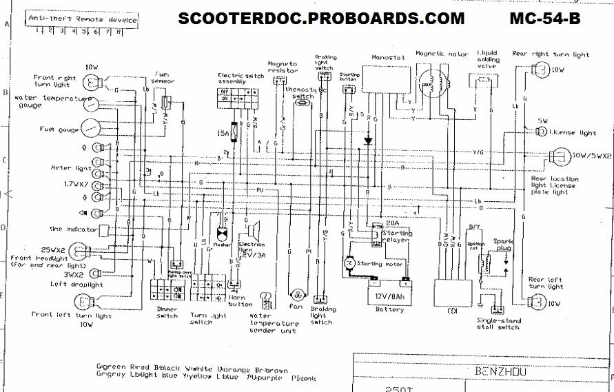 Xh 6989 Baja Wd 250 Wiring Diagram Schematic Wiring