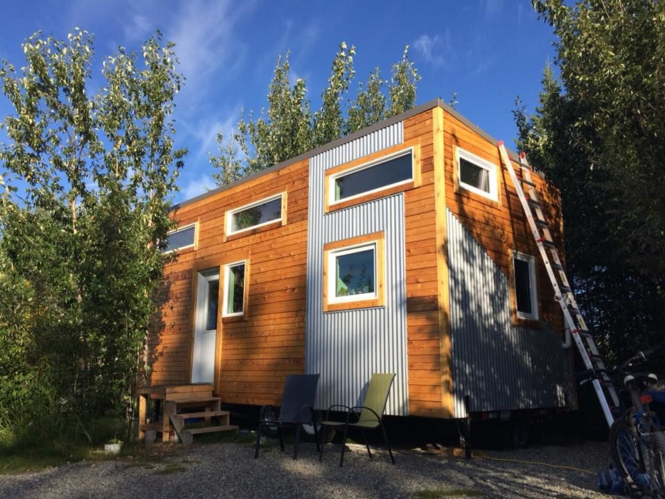 Astounding Energy Efficient Tiny House On Wheels 31 Steps With Pictures Wiring Cloud Ostrrenstrafr09Org