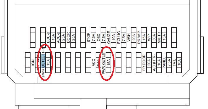 KH_5319] Toyota Prius Fuse Box Schematic WiringInifo Unre Tomy Opein Menia Nedly Benkeme Mohammedshrine Librar Wiring 101