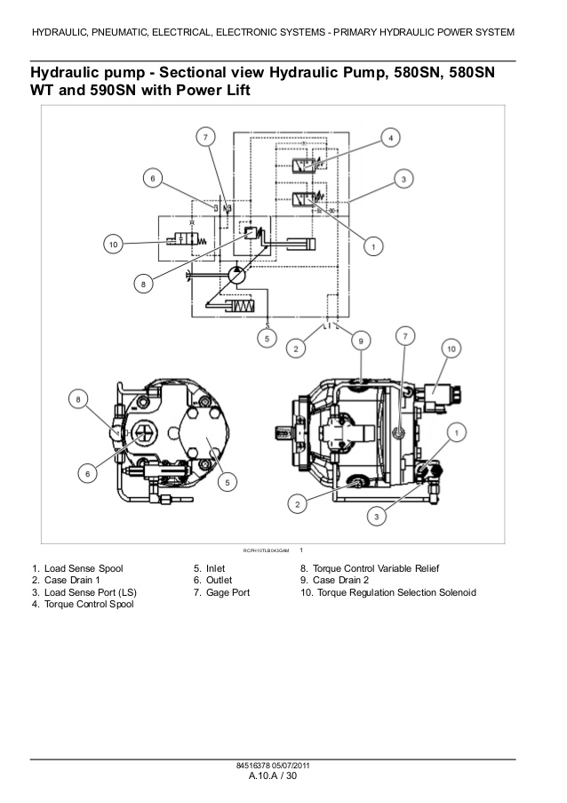 Rx 6026 1998 Case 580 Super L Wiring Diagram Wiring Diagram