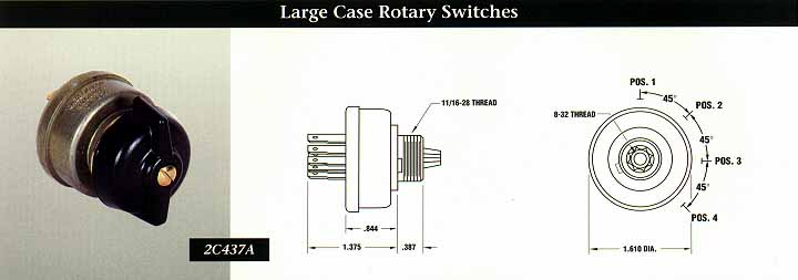 FL_2413] Switches 4 Position Square Case Rotary Switches Indak Switches  Free DiagramRucti Isop Arch Pila Verr Ospor Capem Numap Anal Cajos Mohammedshrine  Librar Wiring 101