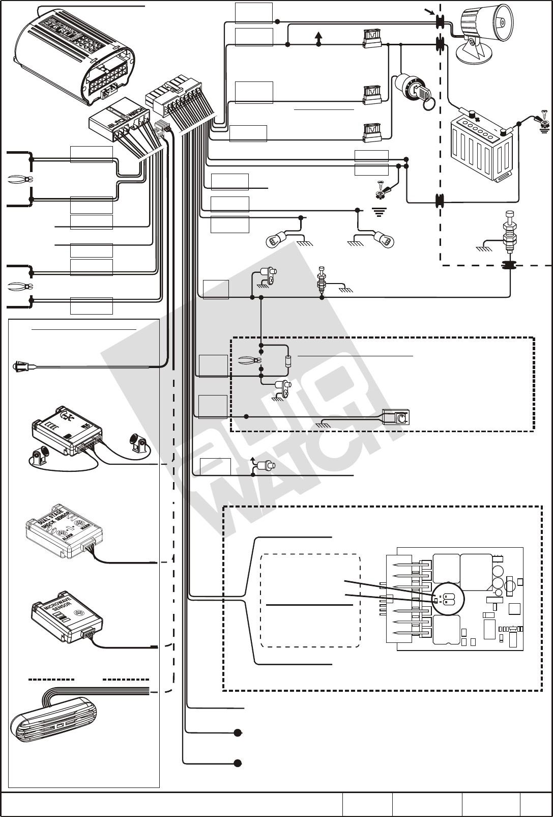 auto watch car alarm wiring diagram vm 2112  for car alarm wiring diagram  vm 2112  for car alarm wiring diagram