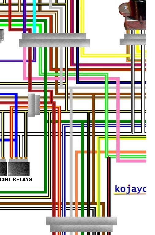 Ky 8924 Triumph Bonneville Wiring Diagram Further Wiring Diagram Triumph Schematic Wiring