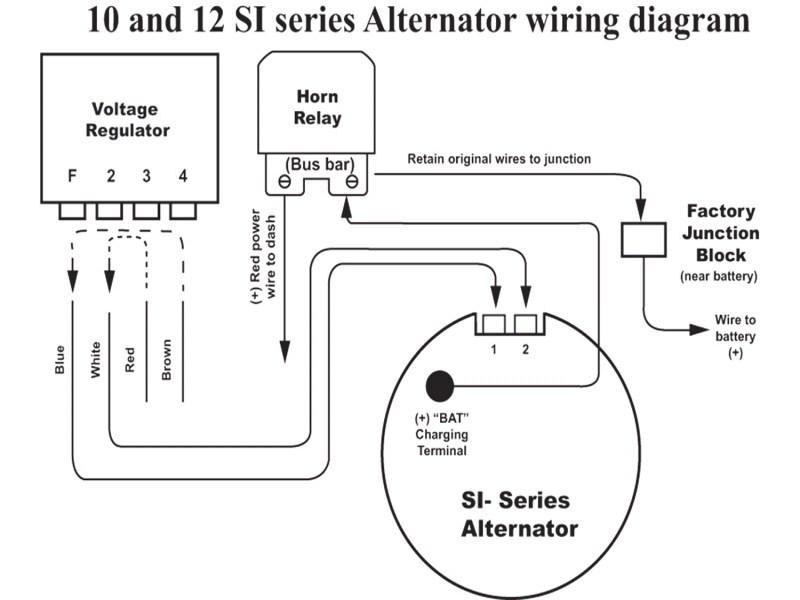 ws2811 alternator wiring diagram alternator wiring diagram