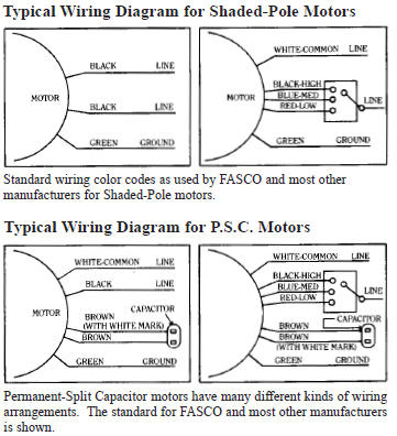 Mo 4332 Motor Wiring Diagram On Motor Moreover Fasco