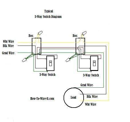 Xf 9701 Way Switch Diagram Multiple Lights Pdf 65kb Schematic Wiring
