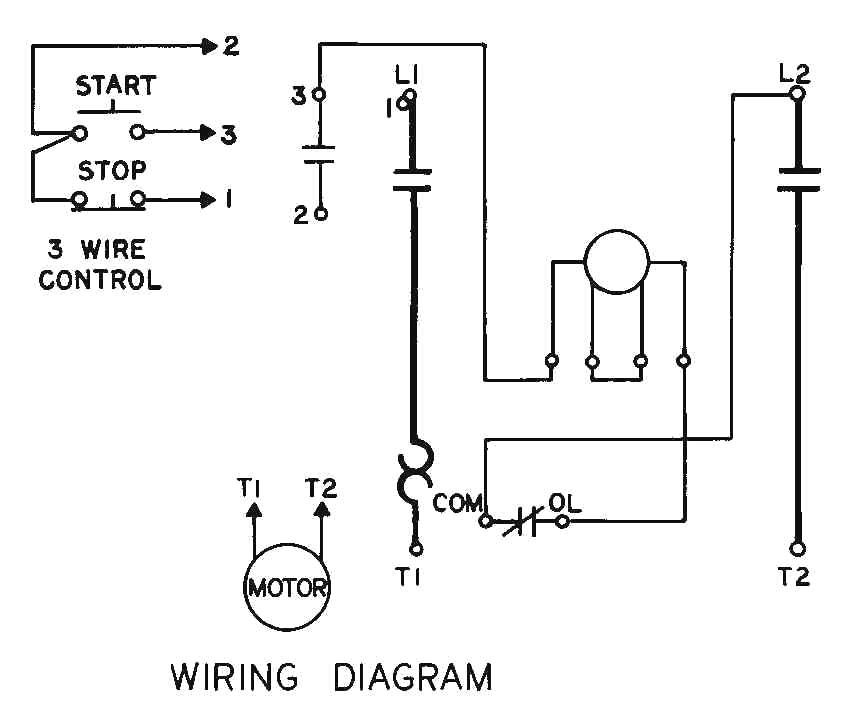 LT_8101] Three Wire Start Stop Diagram Download DiagramBupi Oxyt Drosi Atolo Inrebe Mohammedshrine Librar Wiring 101