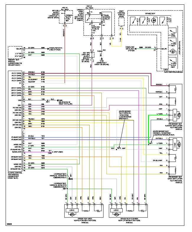 2007 Cadillac Escalade Wiring Diagram - wiring diagram power-start -  power-start.siamocampobasso.it | Bcm Wiring Schematics 2007 Cadillac Escalade Ext |  | siamocampobasso.it