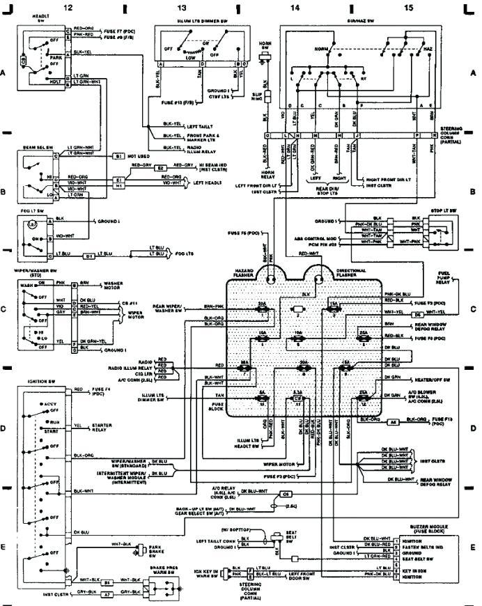 1993 jeep wrangler engine wiring schematic - wiring diagram shut-delta -  shut-delta.cinemamanzonicasarano.it  cinemamanzonicasarano.it