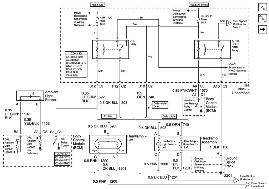 Wiring Diagram For 96 Sunfire