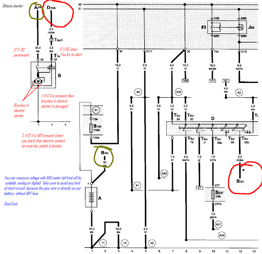 Skoda Octavia Mk1 Wiring Diagram Pdf